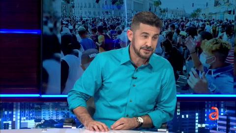 Conversamos con el actor Roberto San Martín y el activista Ramón Saul Sánchez sobre la represión en Cuba