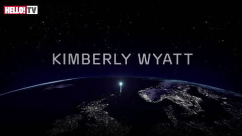 Kimberly Wyatt joins the Lynx Space Academy
