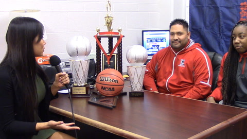 #Driven: Liberty Girl's Basketball Interview