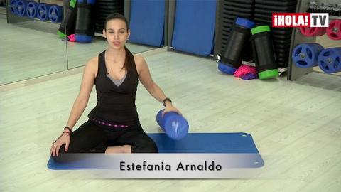 Ejercicios del Método Pilates con el Foam Roller (I)