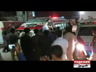 ڈیرہ غازی خان میں دو بسوں میں خوفناک تصادم، 19 افراد جاں بحق