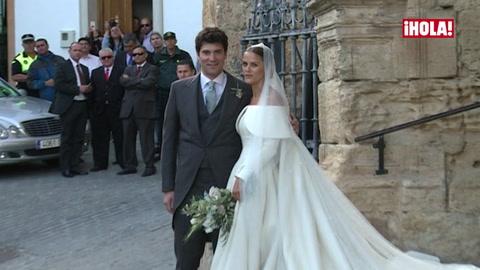 Los invitados más aclamados, los problemas de la novia con su vestuario... momentos inolvidables de la gran boda en Íllora