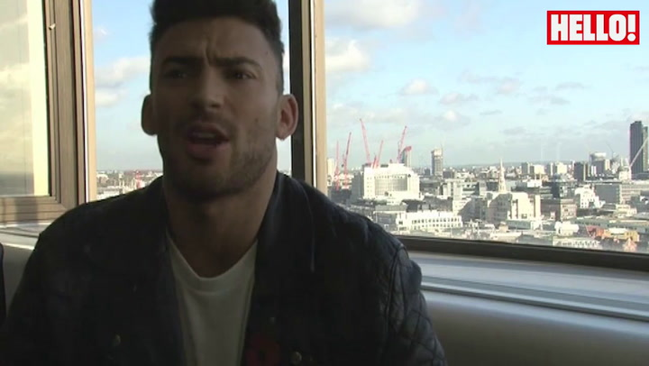 Jake Quickenden: \'Now it\'s time to get my own music out there\'