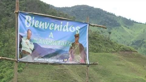 FARC celebró último aniversario en armas