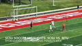 St. Cloud State Soccer Goal by Kylie Cleary vs. MTU