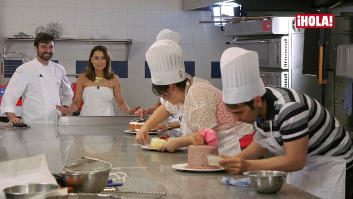 Gran final del \'Cooking Festival\' de Hola.com: ¿quieres saber cuál ha sido la tarta ganadora?