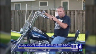 Family awaits answers after WE Fest death
