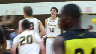 Jared Ridder sets Kickapoo scoring record