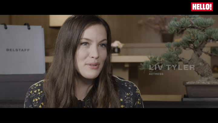 Liv Tyler on her love affair with Japan for Belstaff