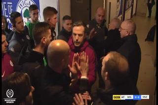 La bronca de Pep por la eliminación del City en la FA Cup