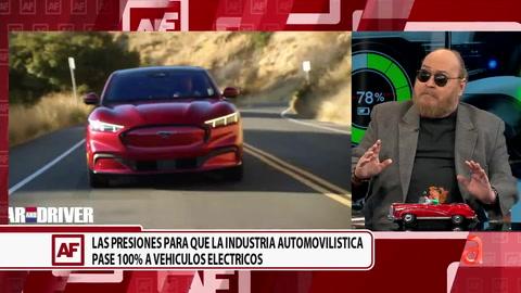 La presión de los gobiernos para acelerar la transición a los carros eléctricos