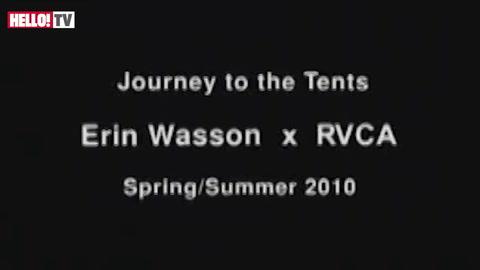New York Spring/Summer 2010: Erin Wasson