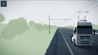 Alemania tendrá primera autopista eléctrica en red pública