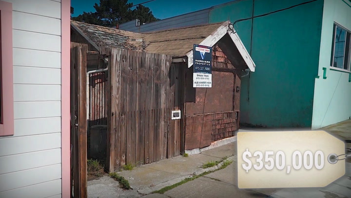 Exclusive: We Went Inside San Francisco's $350,000 Shack
