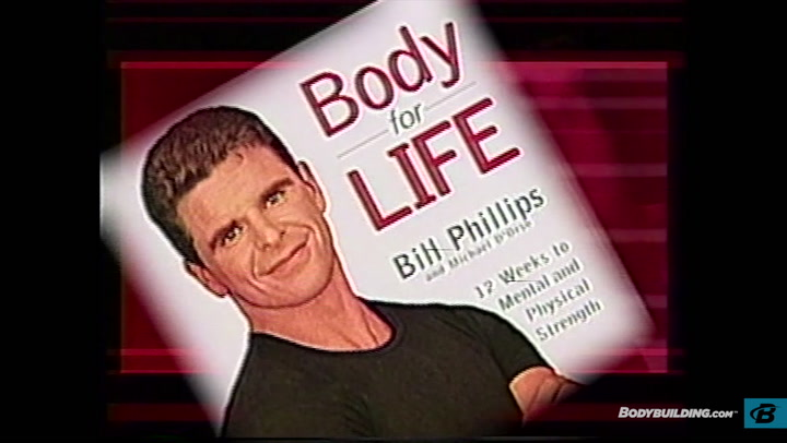 Bill Phillips BACK TO FIT 12-Week Trainer: 30 Second Promo - Bodybuilding.com
