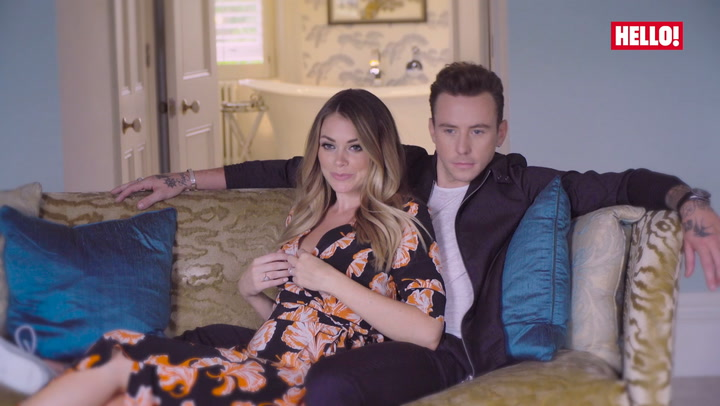 McFly\'s Danny Jones and wife Georgia reveal their baby news!