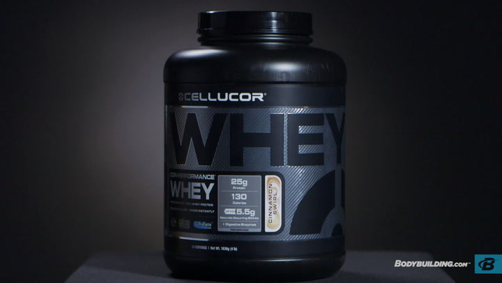 Cellucor Cor Whey Science-Based Overview | Dr. Krissy Kendall