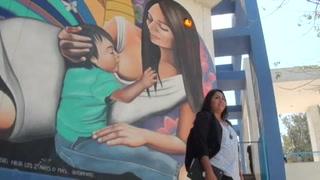 Arte urbano toma calles de Tijuana