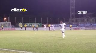 ¡GOOOOOL DE PLATENSE! Edgar Álvarez abre el marcador 1-0 Real de Minas