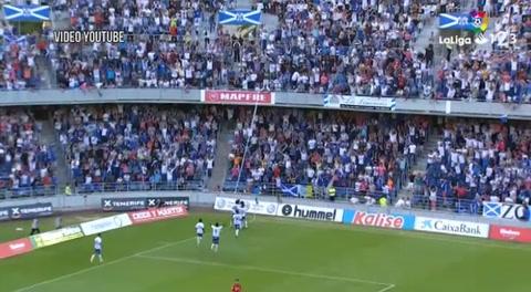 Tenerife 1 - 0 Getafe (LaLiga 123)