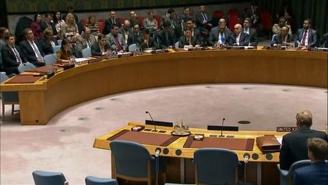 Rusia veta extender investigación sobre armas químicas en Siria