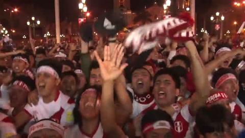 La Selección de Perú vuelve a un Mundial después de 36 años