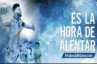 VIDEO: Así motivan a la Selección de Argentina de cara a Rusia 2018