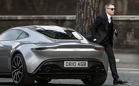 James Bond'un yeni filmi 'Spectre'nin fragmanı yayınlandı
