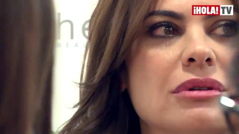 María José Suárez: 'Me cuido mucho, pero no vivo contando calorías'