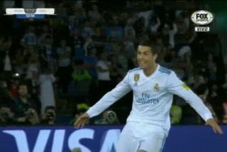 Cristiano Ronaldo le da título de campeón al Real Madrid en Mundial de Clubes