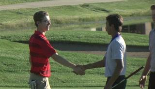 Boys City Golf Round Two