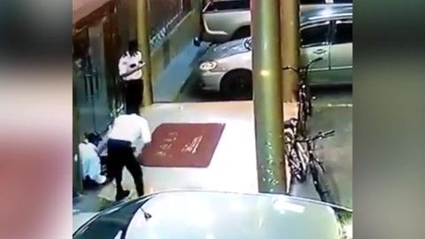 Guardia hiere a su compañero luego que su escopeta se le disparara