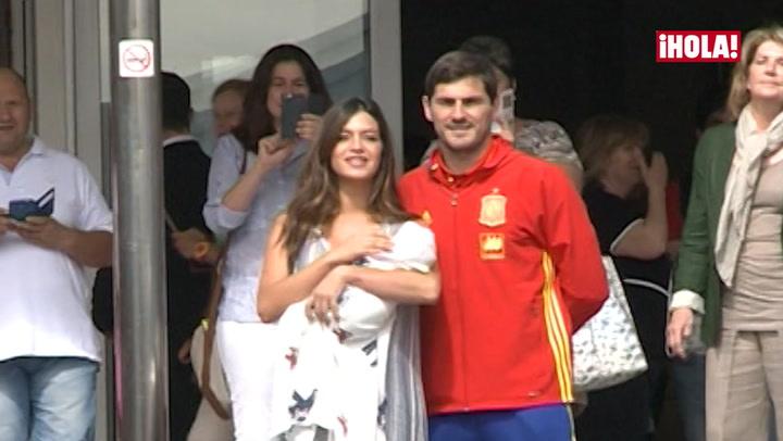 Lucas Casillas Carbonero ya está en casa