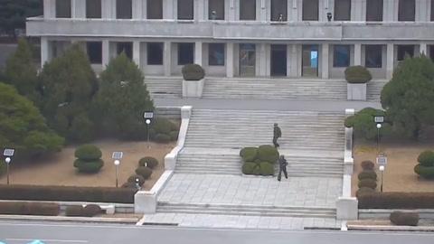 El escape de un soldado desertor de Corea del Norte