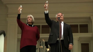 FSU sends seniors off with inaugural President's Toast