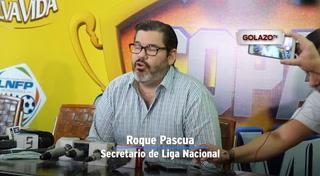 Liga Nacional suspende la actividad deportiva por falta de seguridad