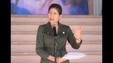 Muere en accidente aéreo hermana del presidente de Honduras