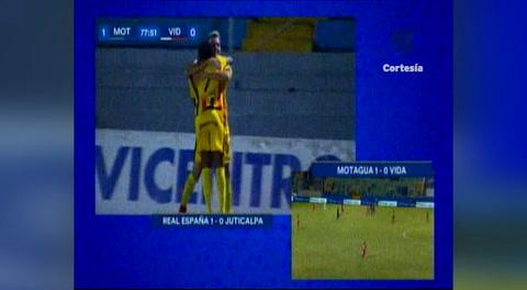 Real España 1-0 Juticalpa (Liga Nacional 2018)