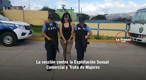 Capturan a mujer que engañaba a otras para prostituirlas