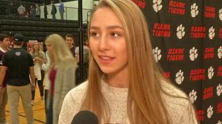 VIDEO: Katie Vorhies Signing