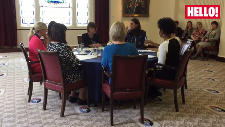 Kate joins roundtable discussion at Royal College of Obstetricians and Gynaecologists