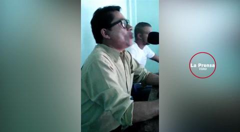 Atentan contra el comunicador Osmín España en Santa Rosa de Copán