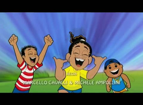 La magia de Ronaldinho ahora en su propia serie animada