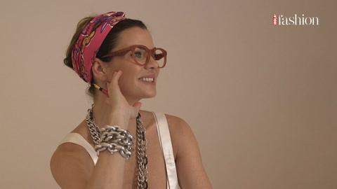 Sesión de fotos con Alejandra de Rojas