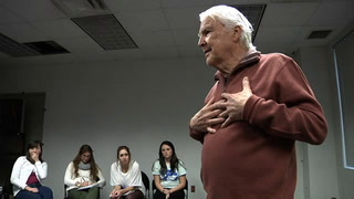 Anthony Zerbe: Master Class 2013