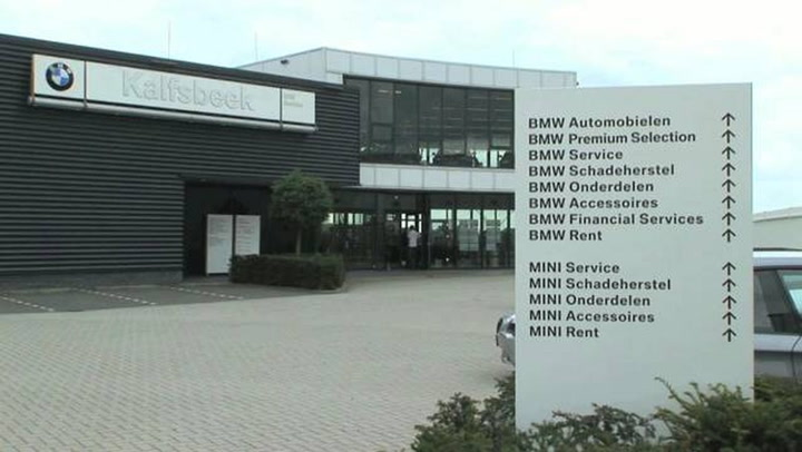 BMW en MINI Dealer Kalfsbeek - Video tour