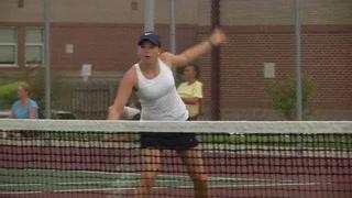 Athlete of the Week: Anna Rader, Catholic Tennis