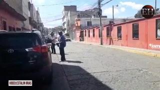 Tirotean abogados en Comayagüela, cerca de Banadesa