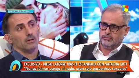 Diego Latorre, la palabra más buscada, rompió el silencio: No puedo más