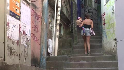 Las víctimas inocentes de las balas perdidas en Brasil